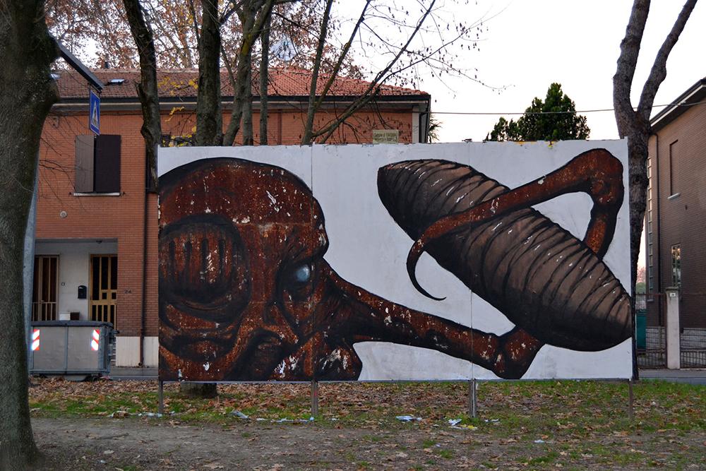 DissensoCognitivo Street Art