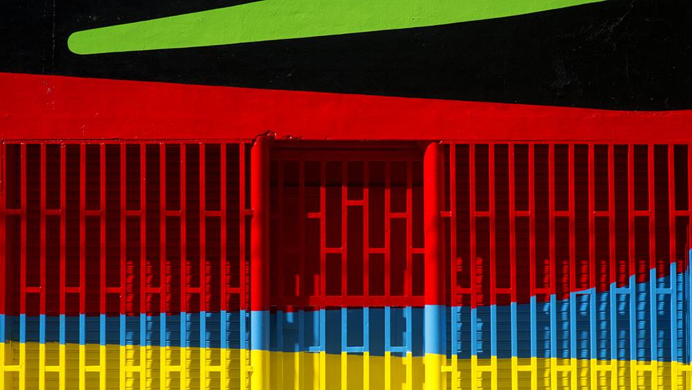 Elian Street Art Buenos Aires Color BA La Boca