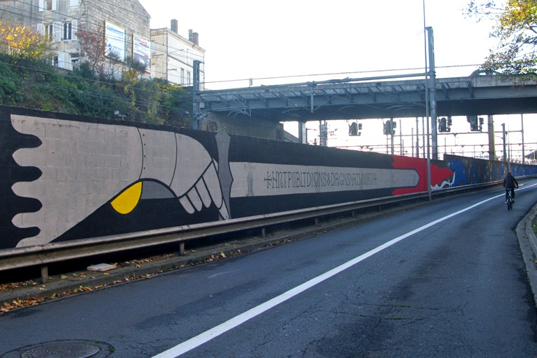 Honet Niort Le 4ème Mur Festival