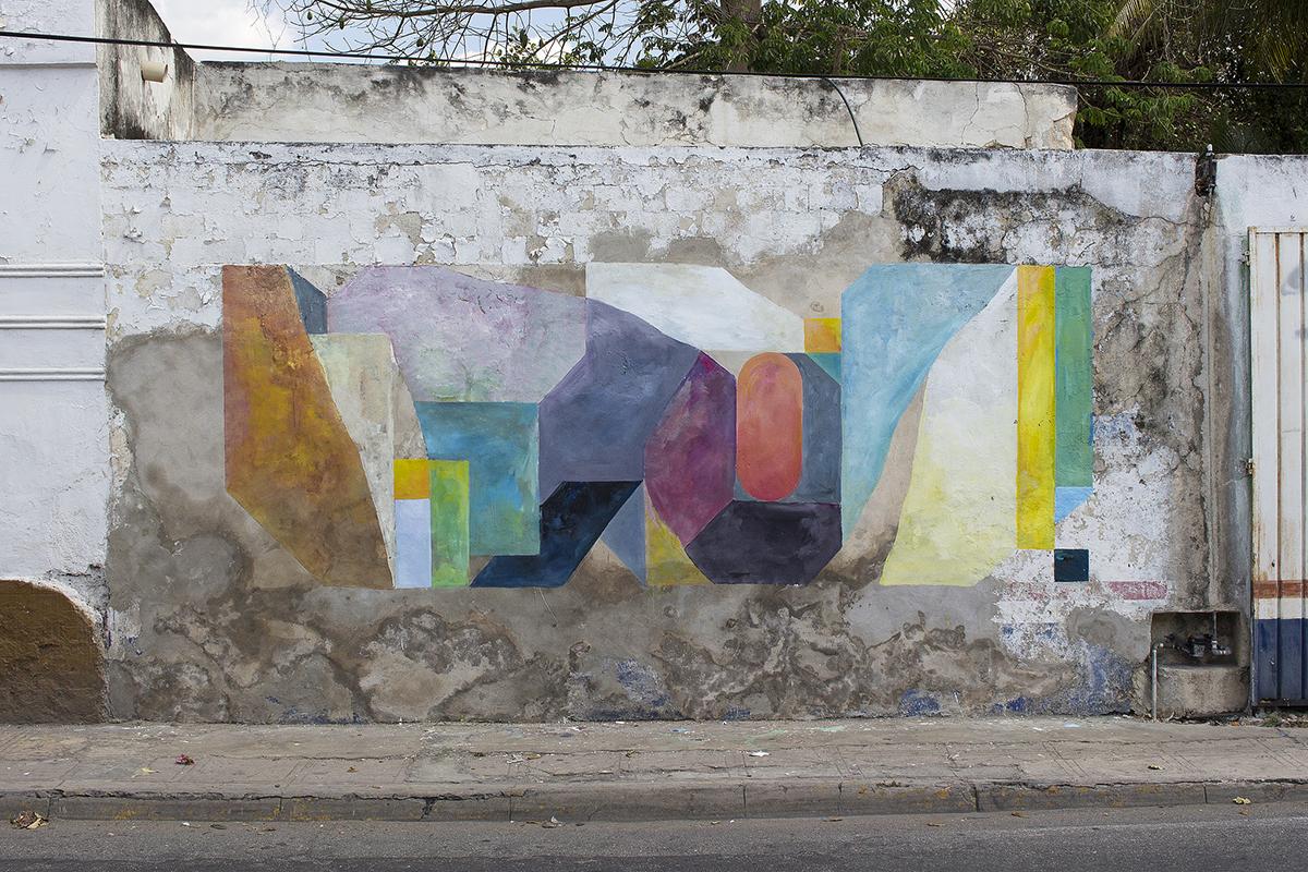 Nelio Street Art Merida Mexico