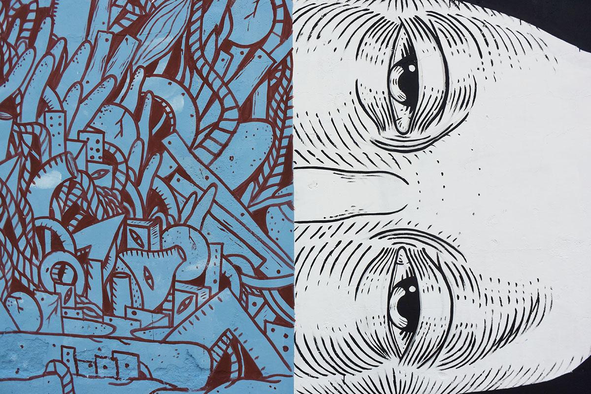 Andrea Casciu Crisa Street Art Porto Potenza Picena