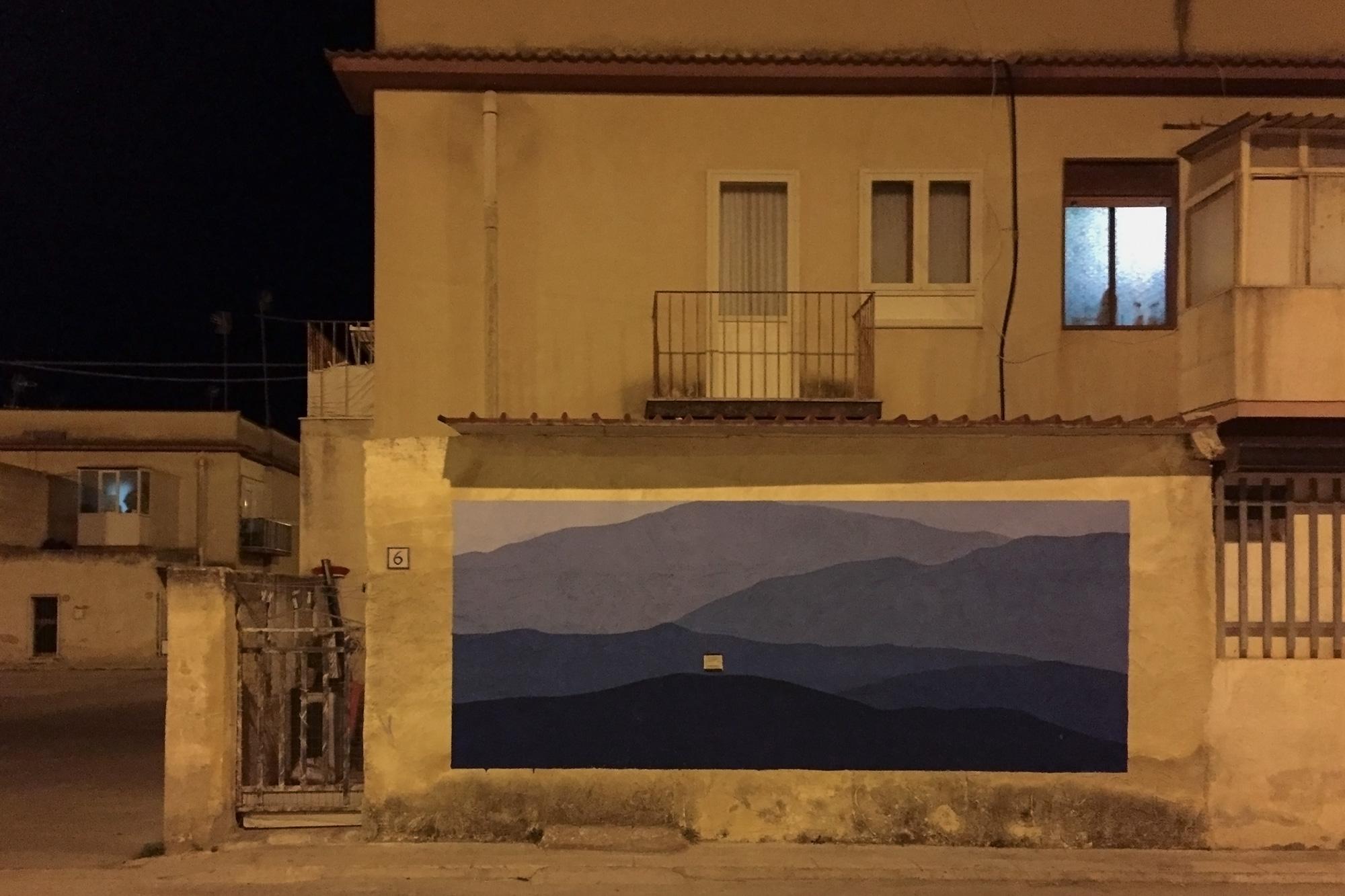 Ciredz Street Art TRANSUMARE Sicily