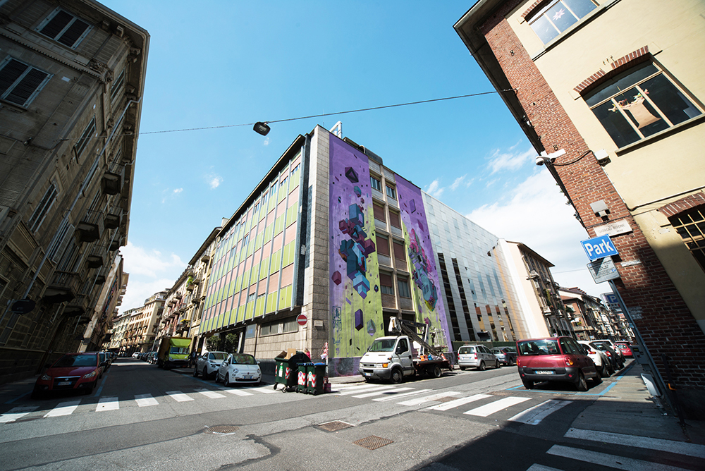Etnik Street Art Torino