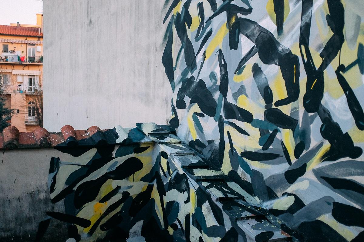 Giorgio Bartocci street art Livorno