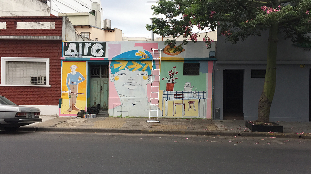 MART Street Art Palermo Buenos Aires
