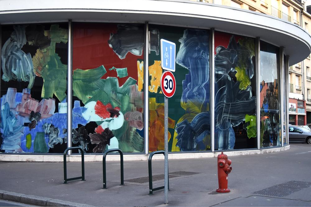 Pablo Tomek Street Art Palma Festival Caen