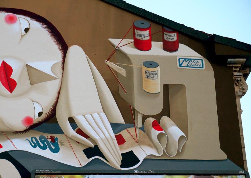 Zed1 Street Art Milano