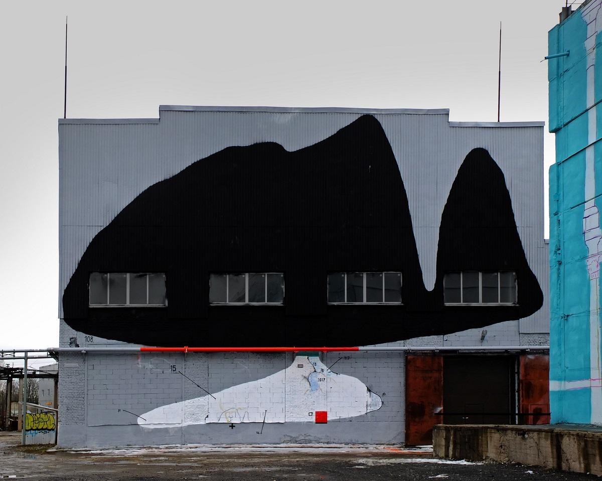 108 street art Saint Petersburg