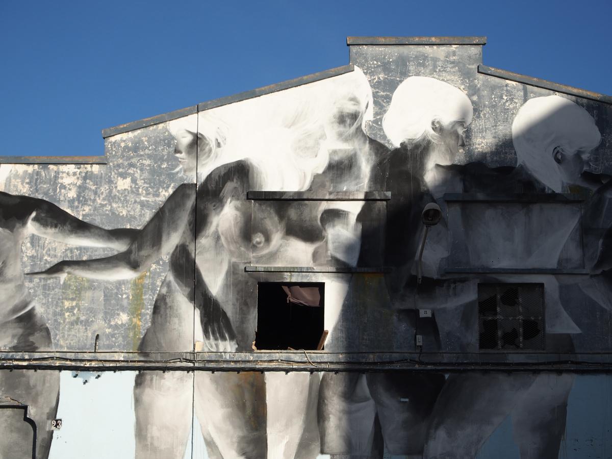 bosoletti street art Valencia