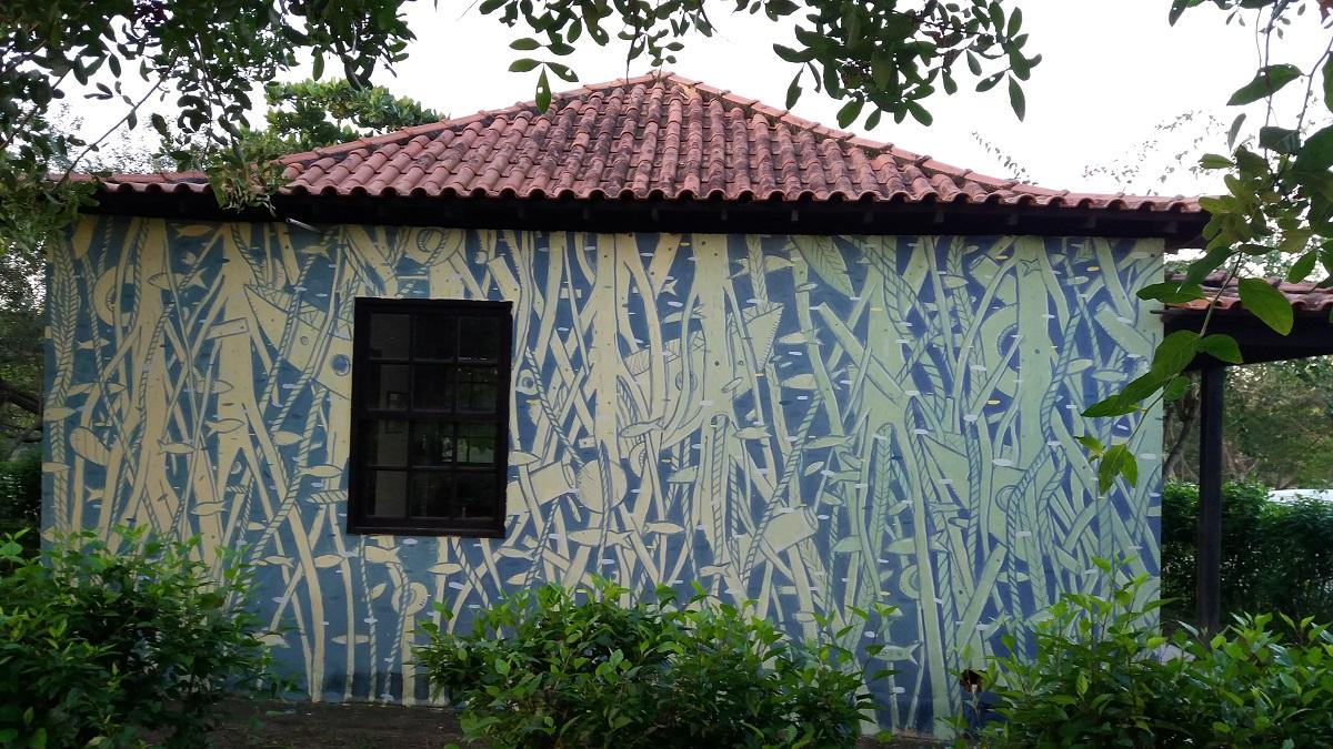 Crisa Street Art Remanso, Rio de Janeiro