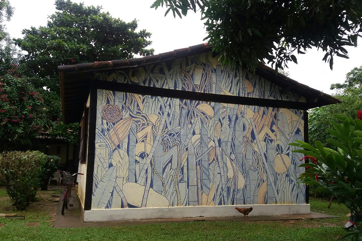 Crisa Street Art Suruí, Rio de Janeiro