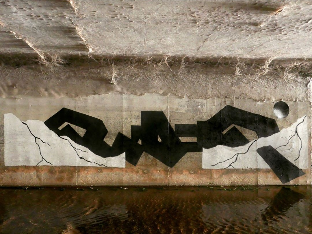 Eliote graffiti postgraffiti