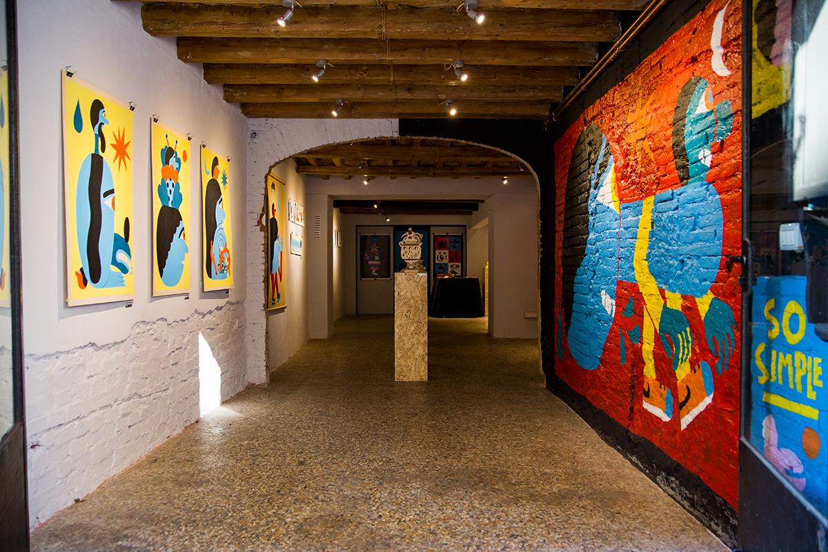 Geometricbang So Simple Street Levels Gallery Firenze