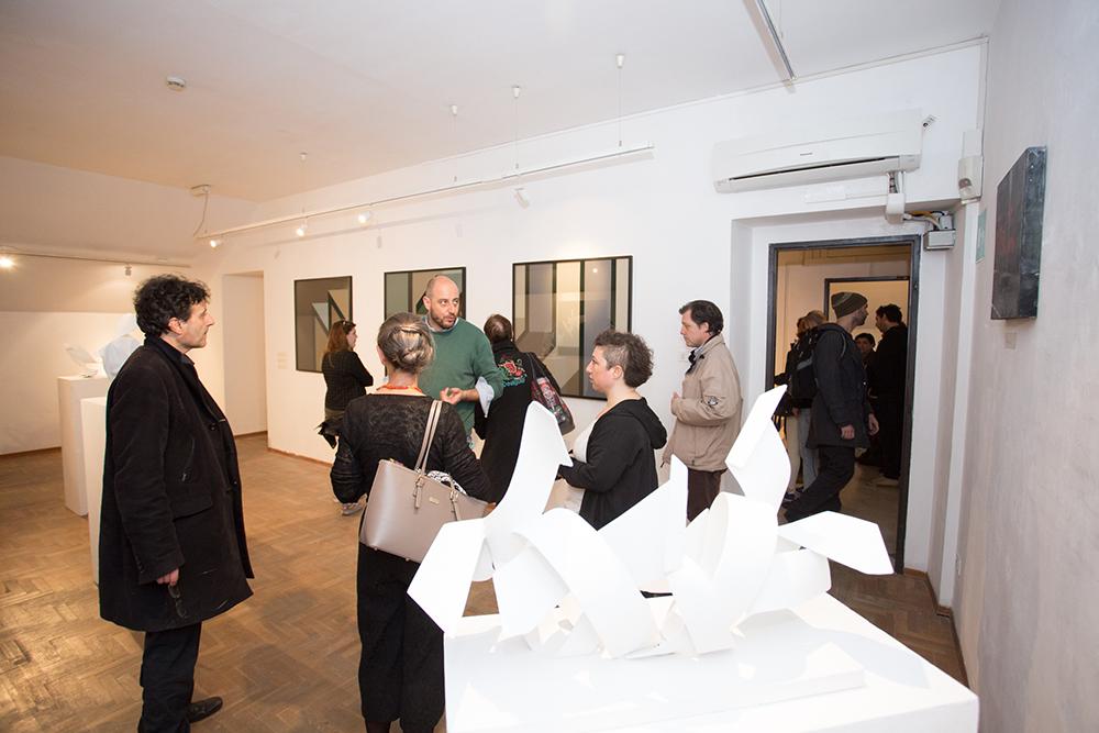 LETTERE SHOW Dado, Joys, Orion, Peeta, Soda, Yama11, VERBO Museo di Arte Contemporanea Villa Croce