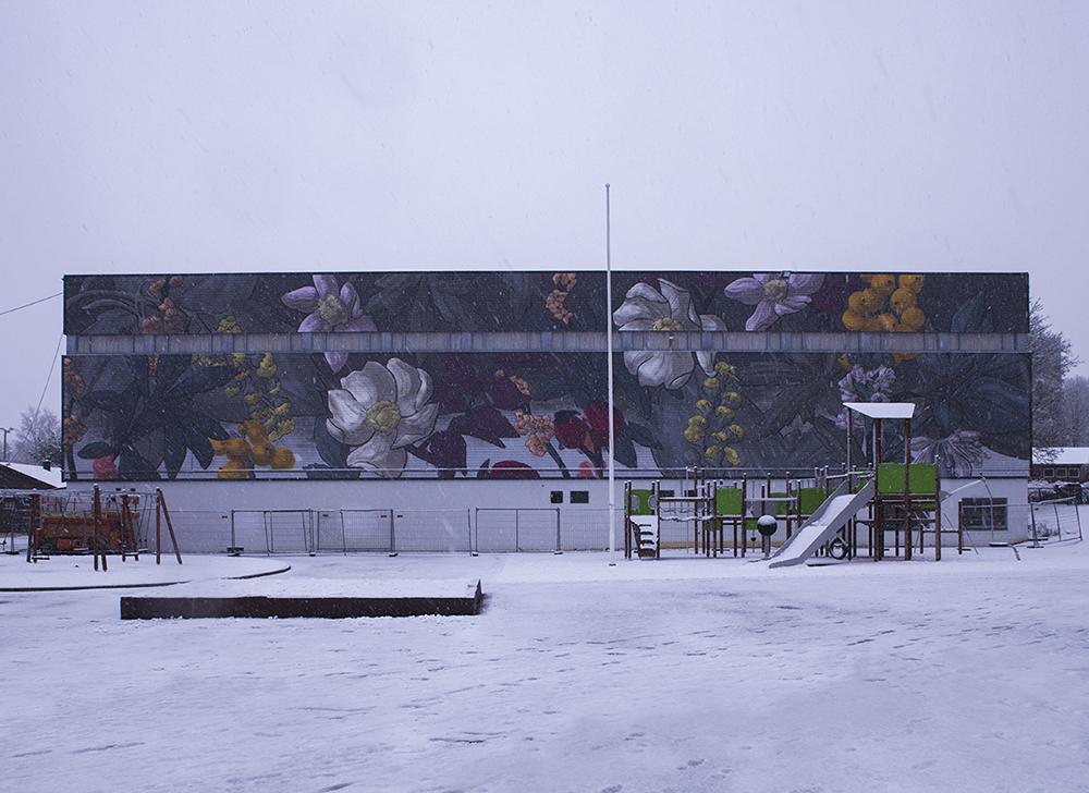 Pastel Street Art Oslo