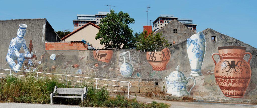 Sam3 Liqen Street Art Vigo Spain