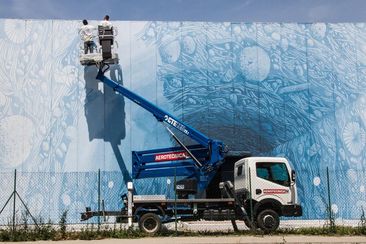 Tellas Street Art Agliana