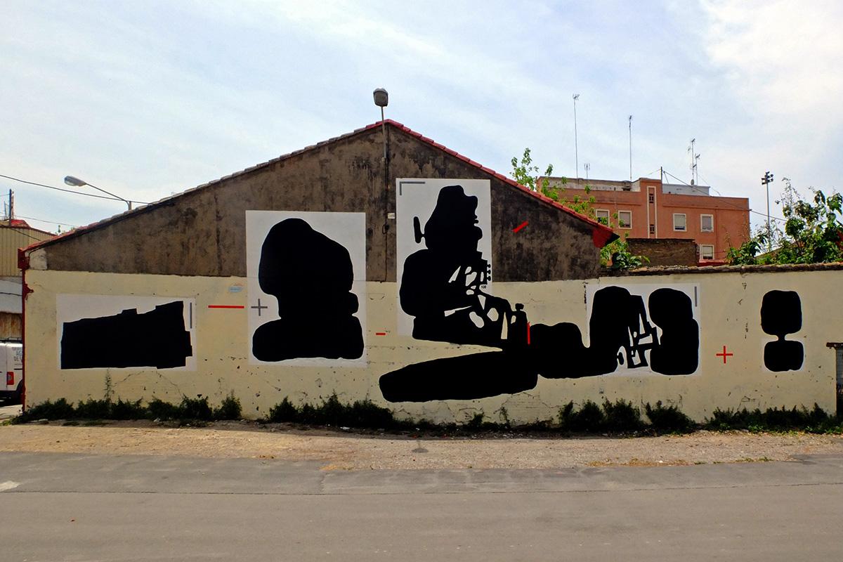 108 Street Art Valencia Poliniza Festival