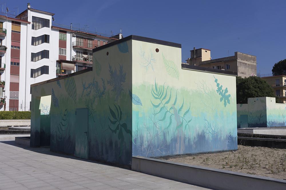 Gola Hundun Street Art Caserta
