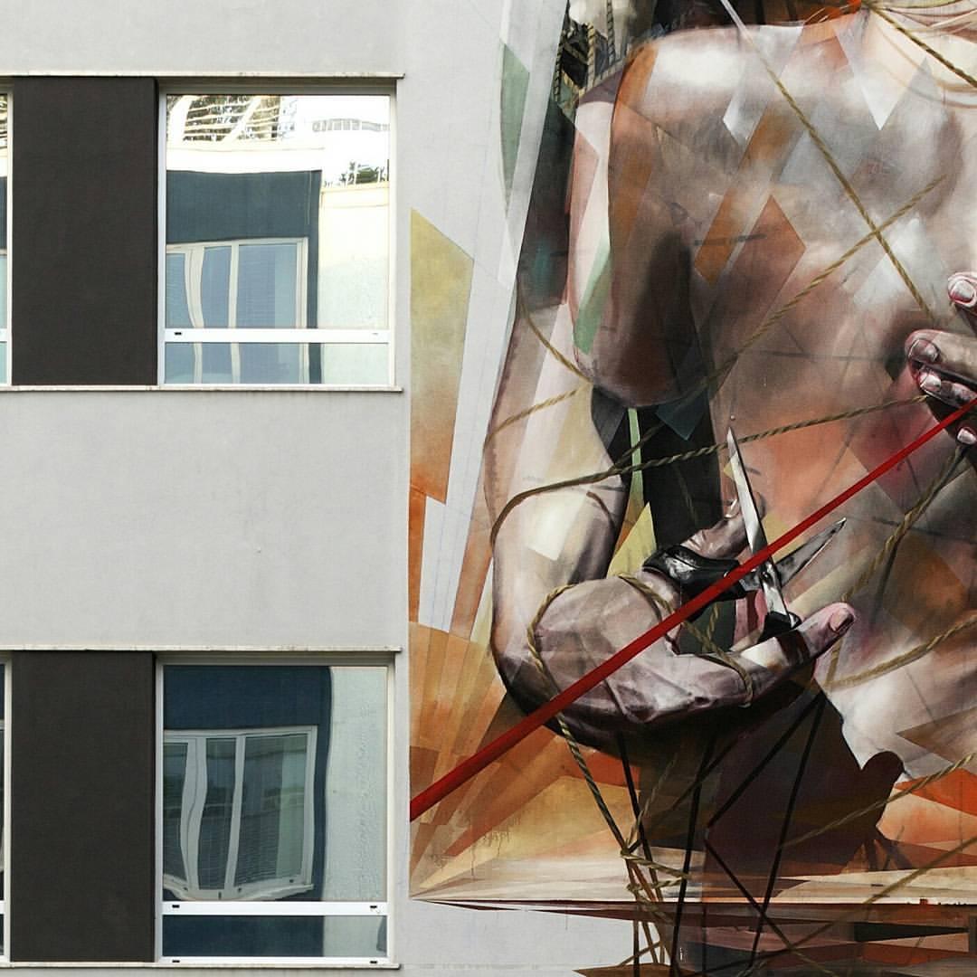 Vesod Street Art Milano Nyx Hotel