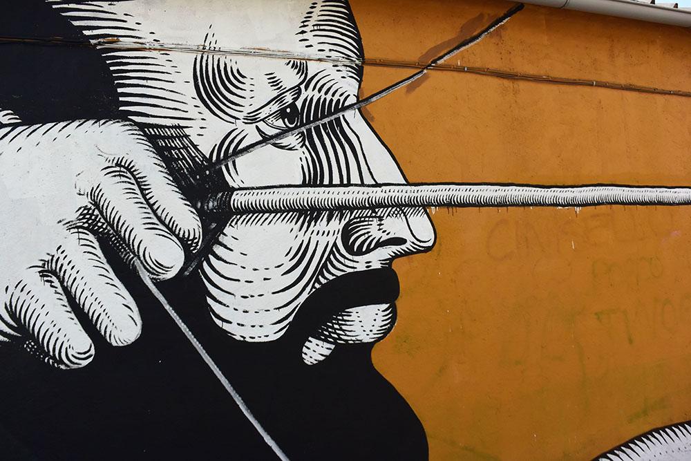 Andrea Casciu Street Art Cinisello Balsamo