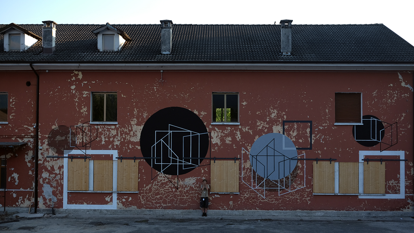 Carne Street Art Clorofilla Belluno