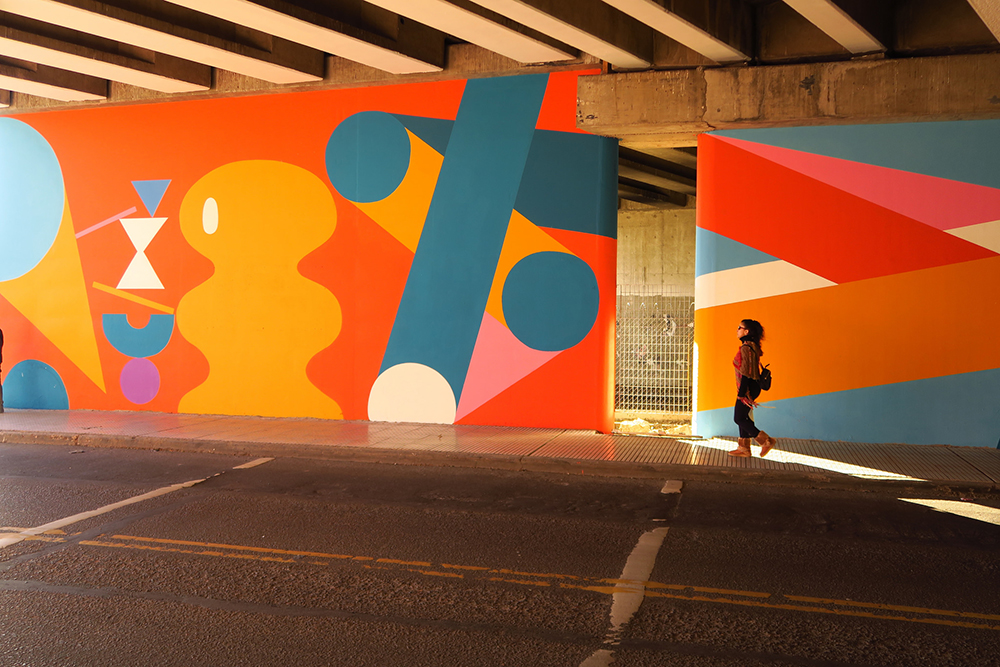 CHU Street Art Buenos Aires