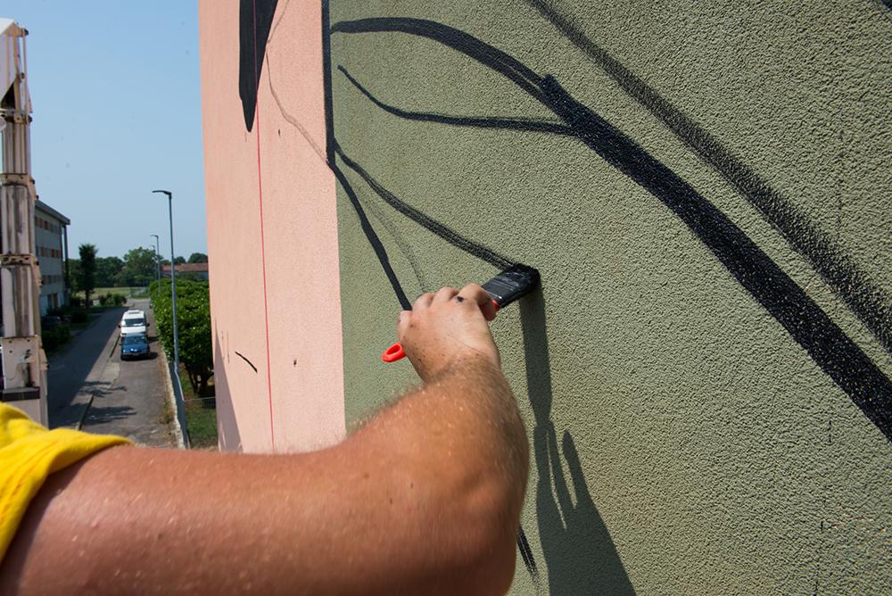 Fabio Petani Street Art Without Frontiers Lunetta Mantova