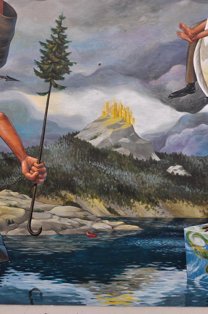AEC Interesni Kazki Street Art Sandefjord Art For All In The World Mural Project