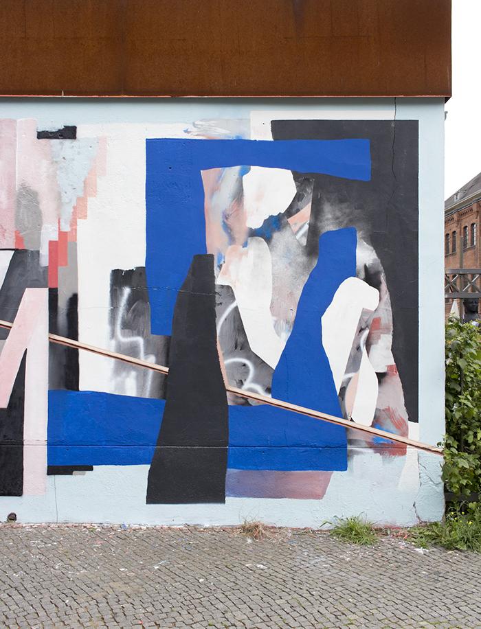 Nelio Kid Cash Low Bros Street Art Berlin