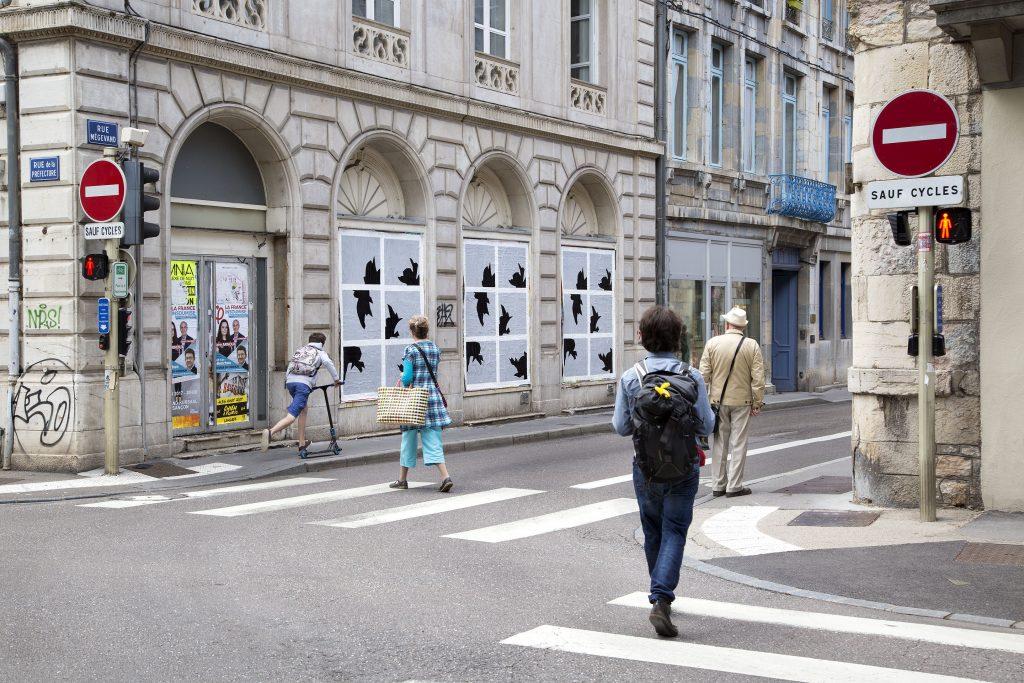 OX Street Art Besançon Bien Urbain Festival