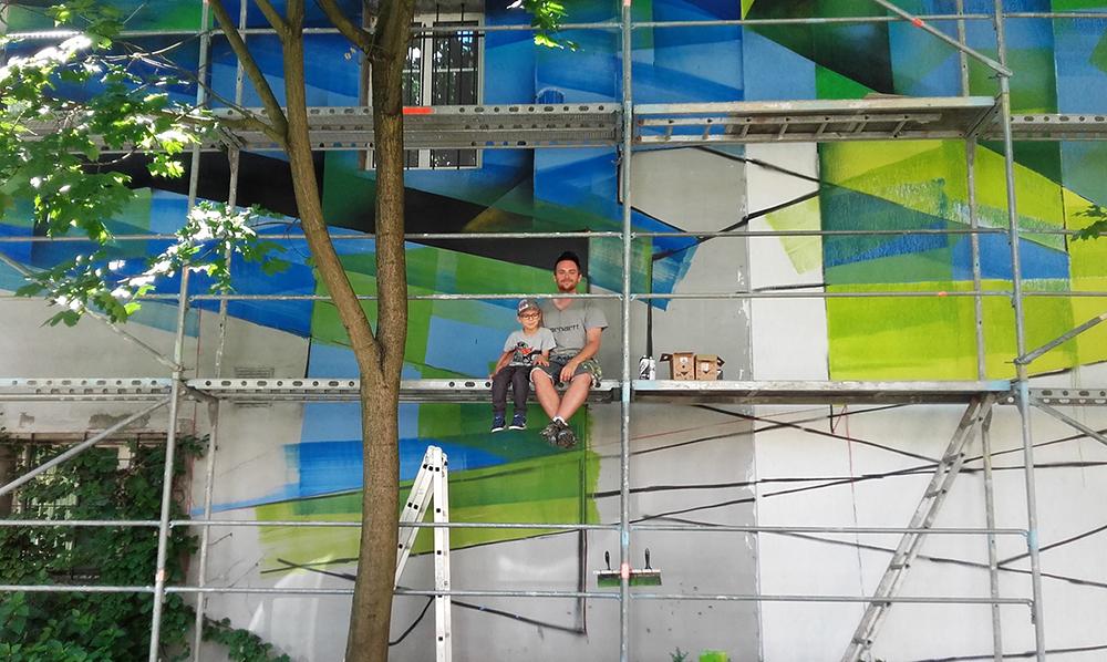Pener Street Art Olsztyn Poland