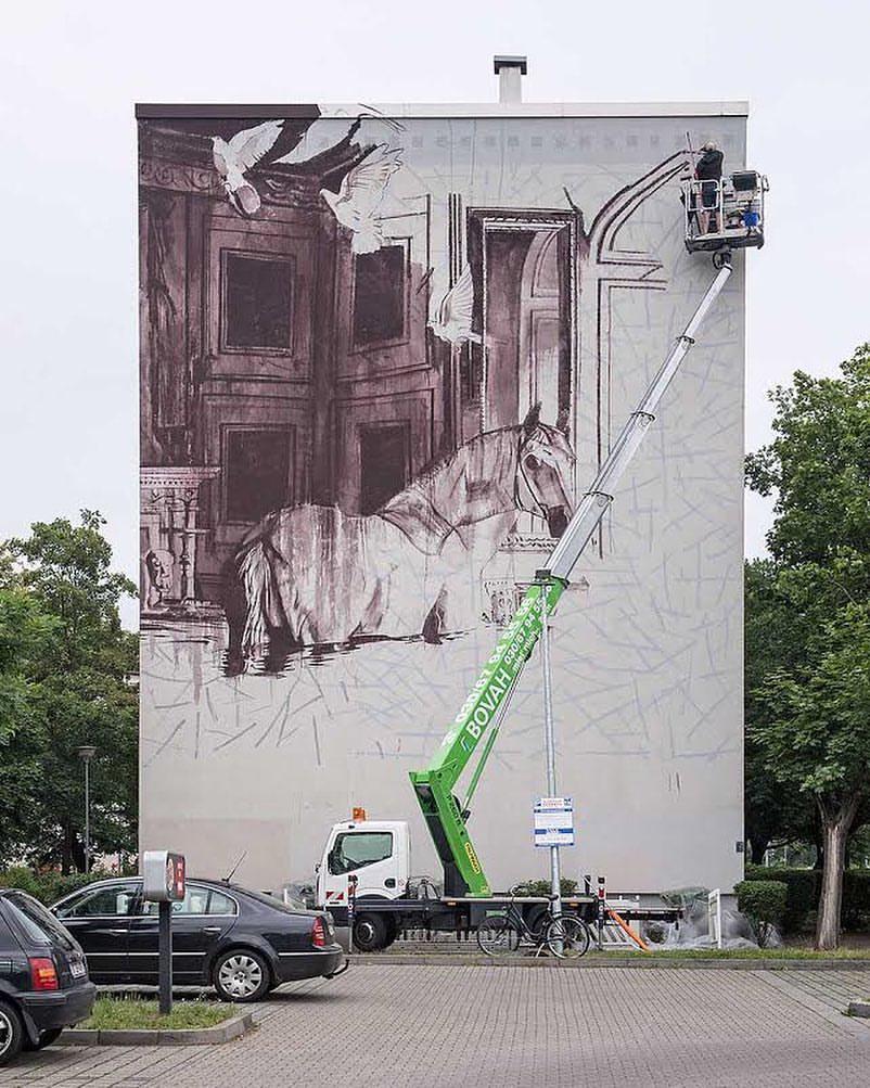 Ricky Lee Gordon Street Art Berlin Urban Nation