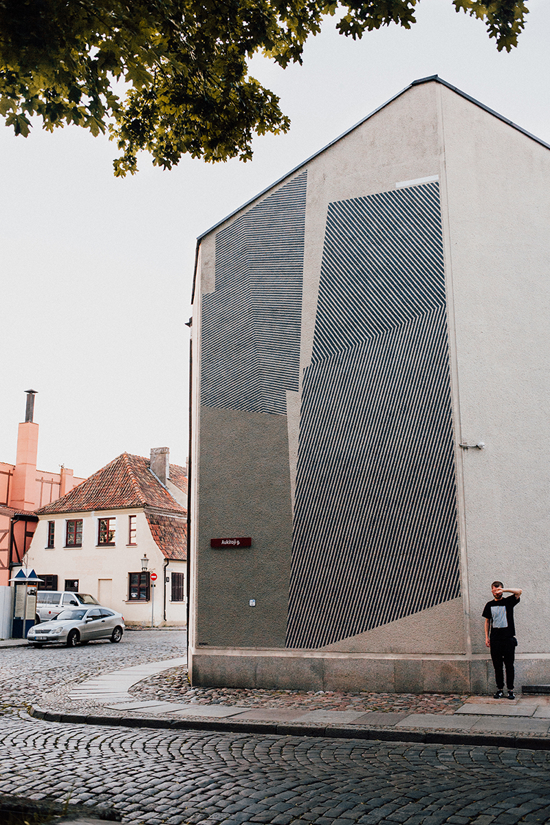 Seikon Street Art Klaipeda Culture Communication Center