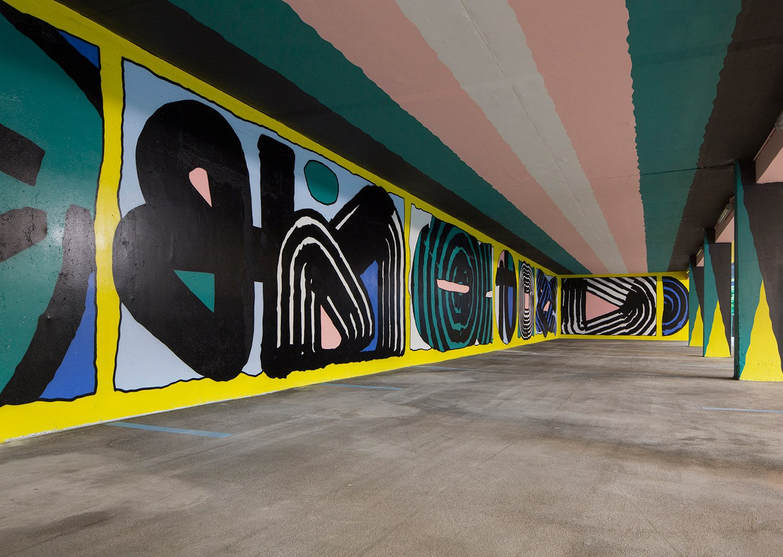 Sobekcis Street Art Saint Gervais 2KM3