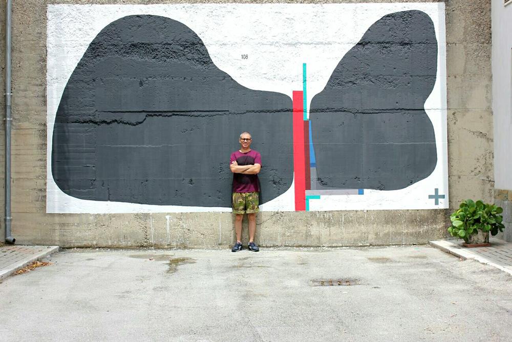 108 Street Art Santa Croce di Magliano Premio Antonio Giordano
