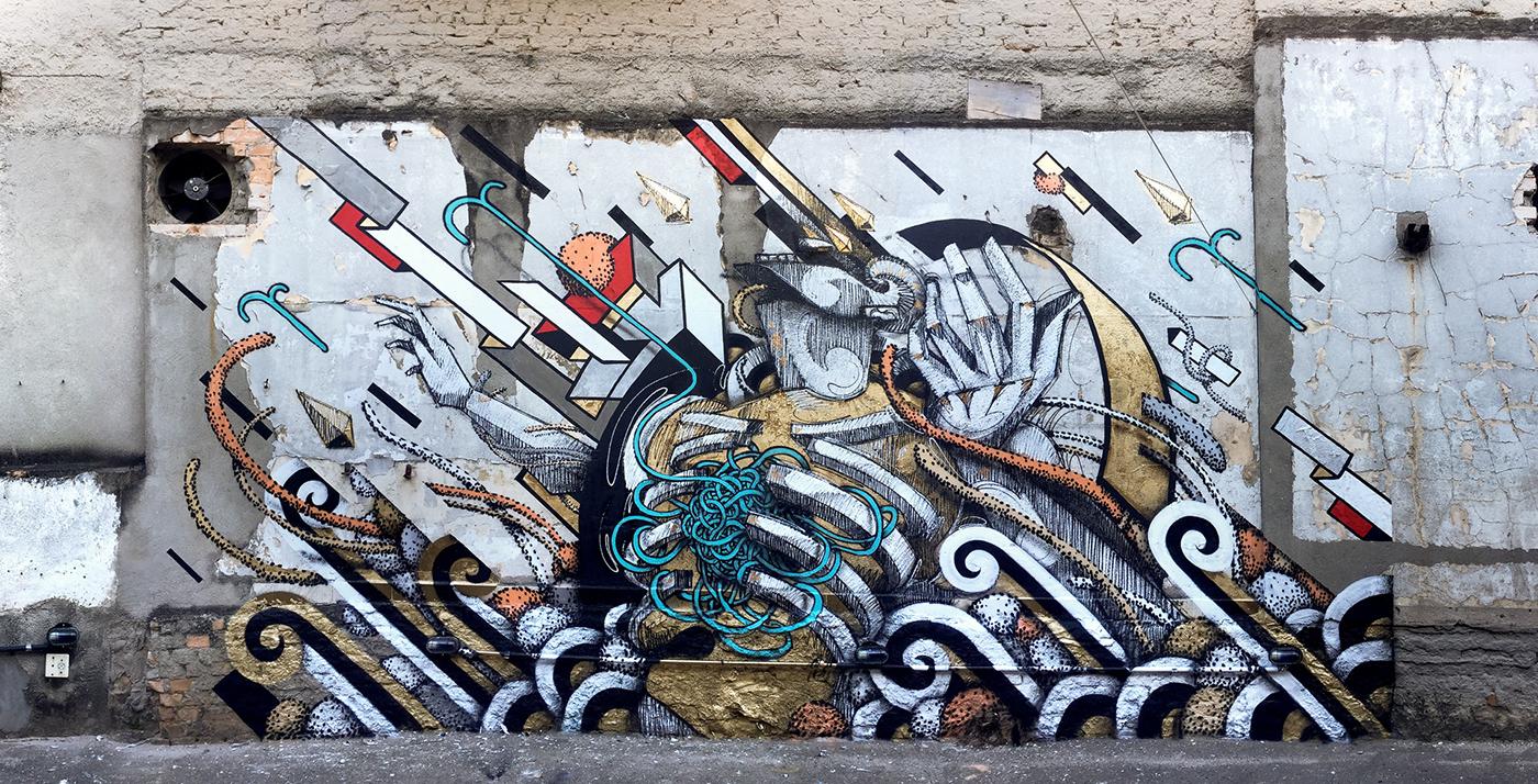 B-47 Thiago Alvim Street Art Santo André