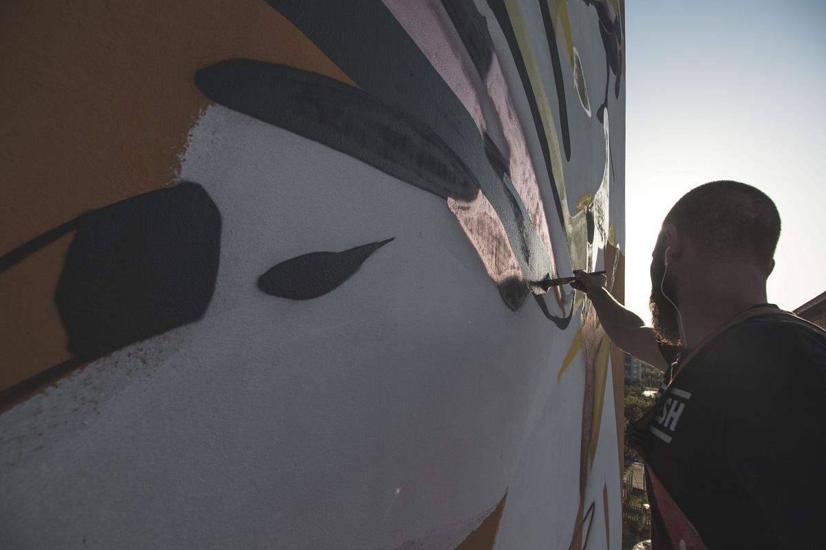 Giorgio Bartocci Street Art Iglesias