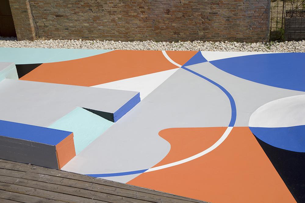 GUE Street Art Ravenna SUBSIDENZE
