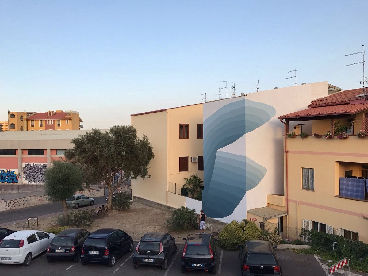Roberto Ciredz Street Art Iglesias