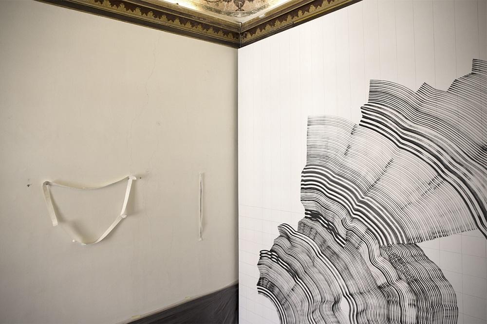 2501 Street Art Reggia di Caserta Room Service