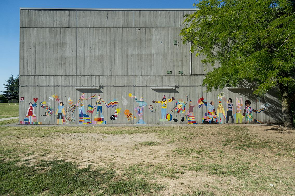 Alfano Street Art Lodi