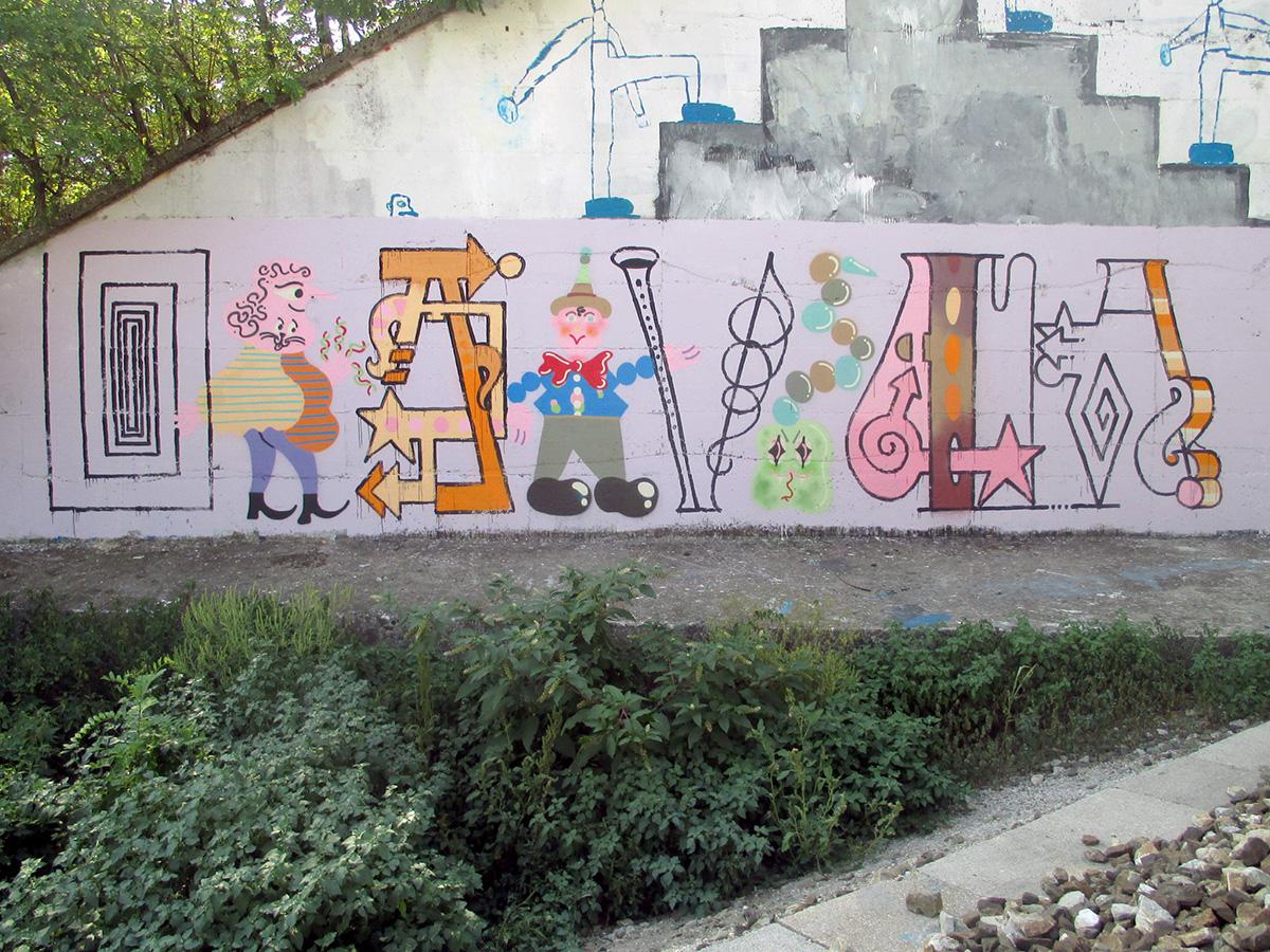 Alfano Laudadio Street Art Graffiti Lodi