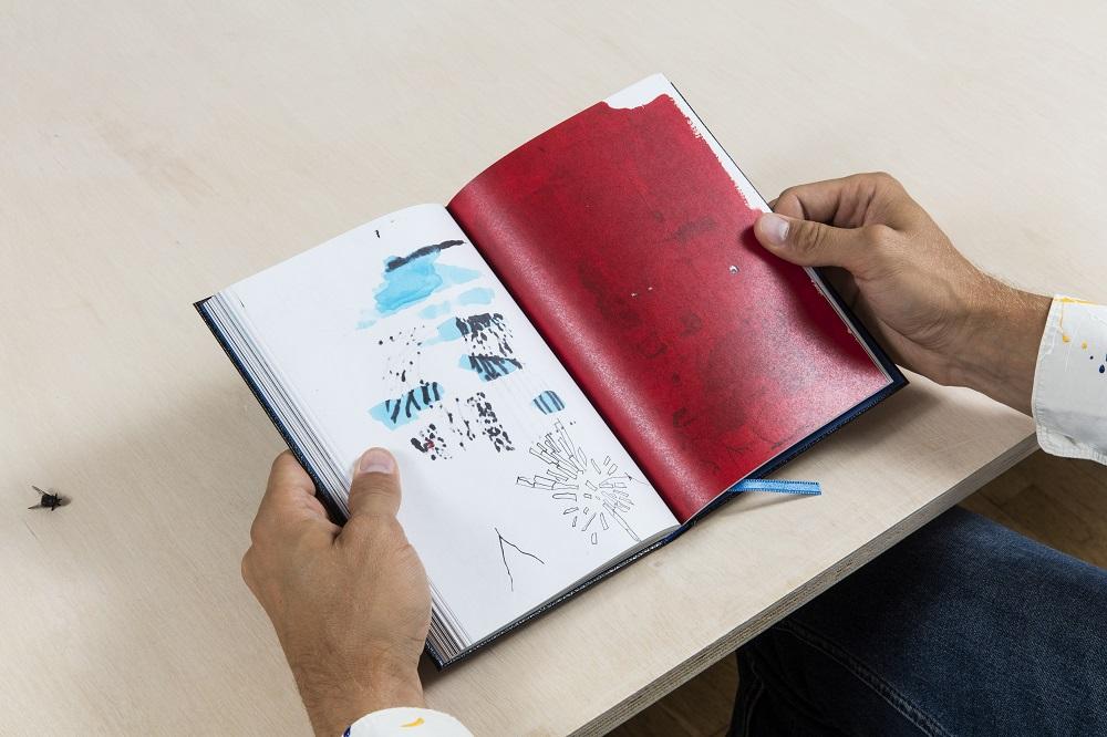 Ekta Sketchbooks I-III Book