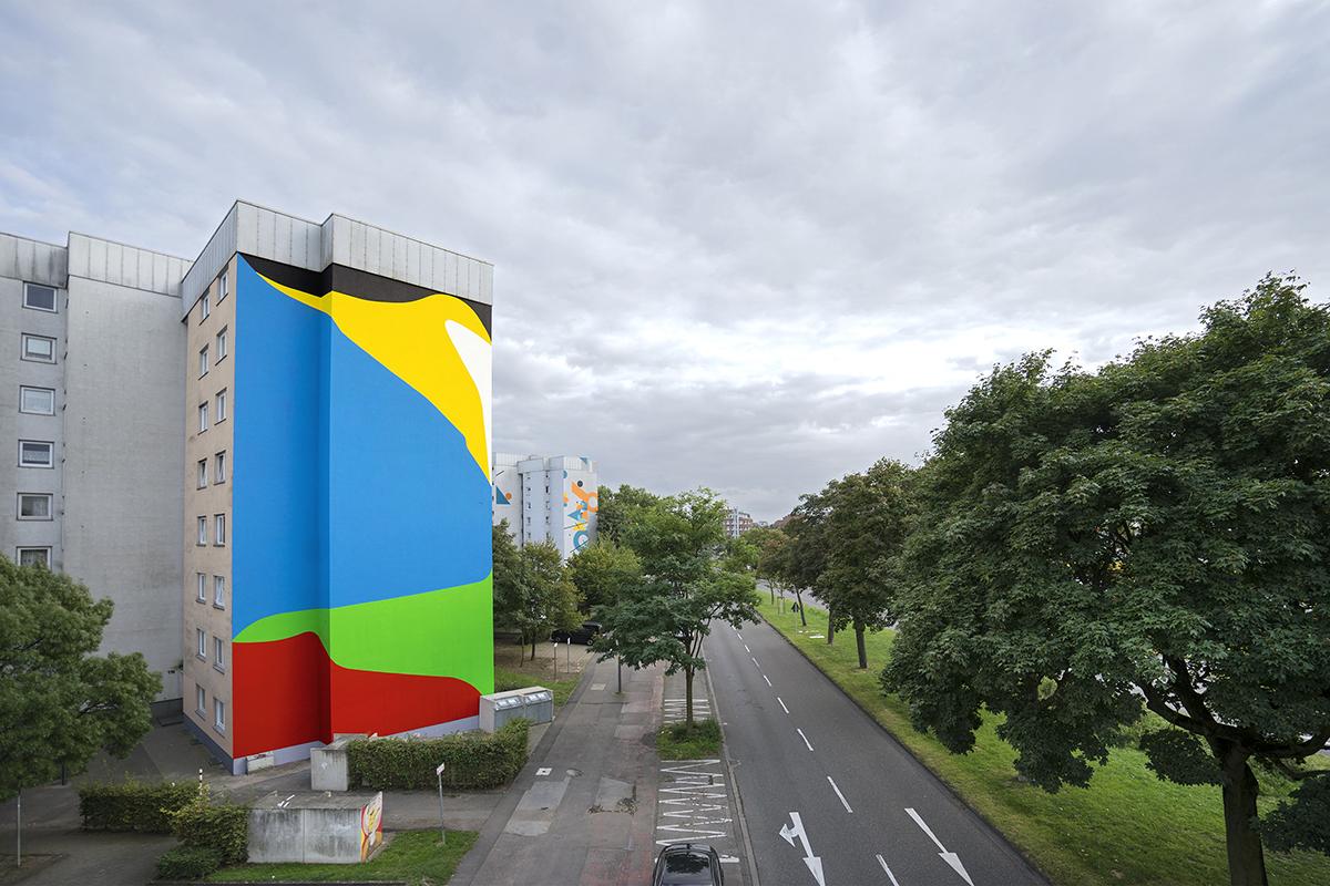 Elian Street Art Köln CityLeaks Festival