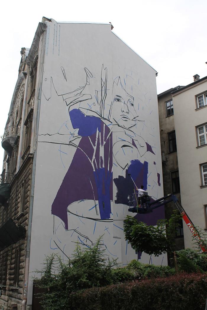 Etam Cru Bezt Street Art Bielsko-Biała