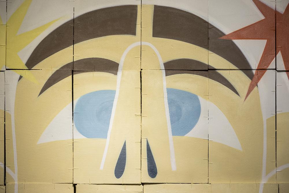 Geometricbang Street Art Show FestiWall Ragusa