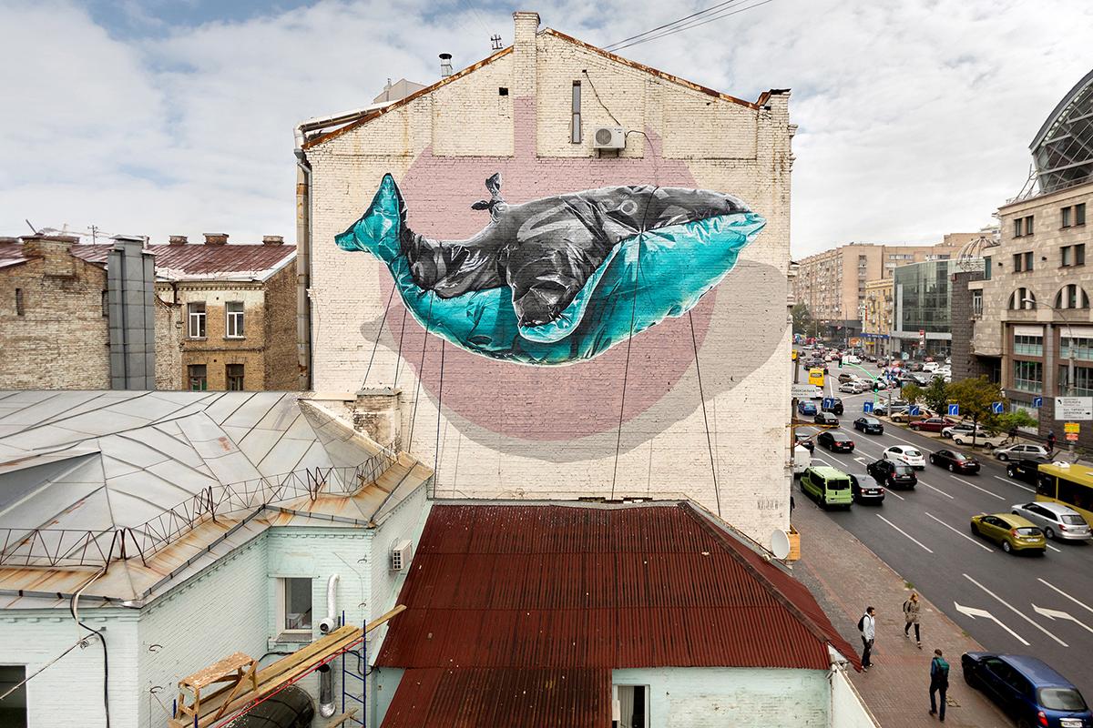 Nevercrew Street Art Kiev Art United Us