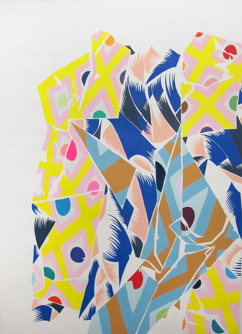 Nuria Mora Street Art Show Drishti Galleria Patricia Armocida