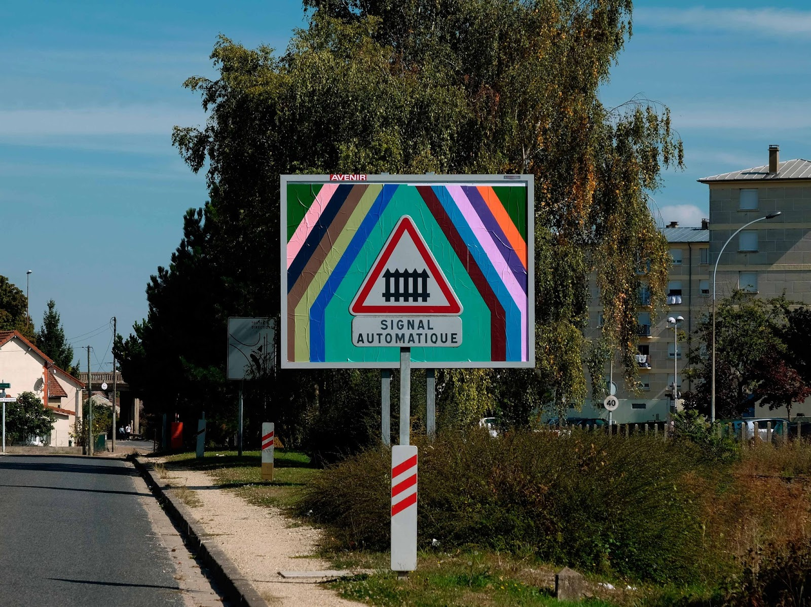 OX Street Art Billboards